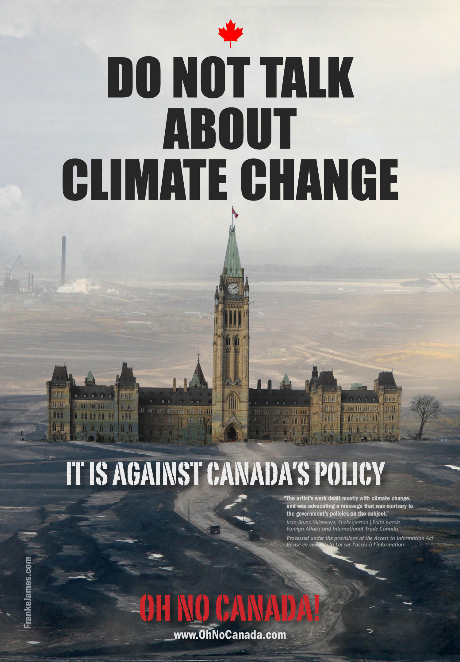 """essays on climate change in canada """"loss of arctic sea ice owing to climate change is the primary threat to  a  scientific working group to the canada-greenland joint commission."""